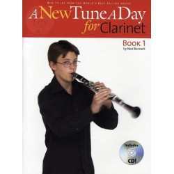 A New Tune A Day for Clarinet Book 1 BCD