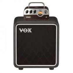 Vox MV50 Clean 50 Watt Hybrid Tube Head Plus BC108 Set