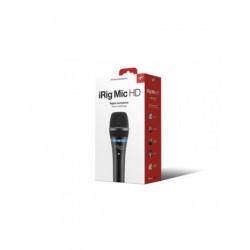 IK Multimedia IRIG MIC HD Digital Microphone