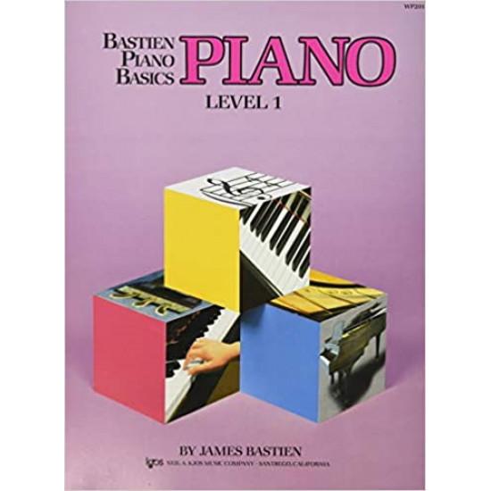 Bastien Piano Level 1