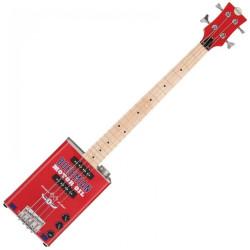 Bohemian JHS-BG15MO Motor Oil Can Electric Guitar 2 x Humbuckers