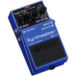 Boss SY-1 Synthesizer Effect Pedal
