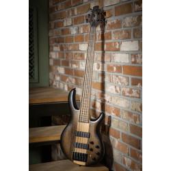 Cort C5 Plus OVMH ABB 5 String Bass Antique Brown Burst