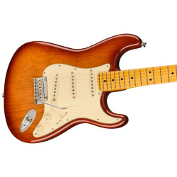 Fender American Professional II Stratocaster Maple FB Sienna Sunburst Electric Guitar
