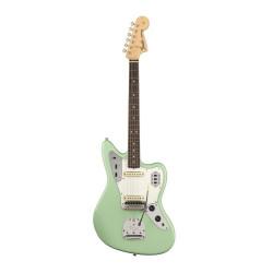 Fender American Original 60s Jaguar Rosewood Fingerboard Surf Green Electric Guitar