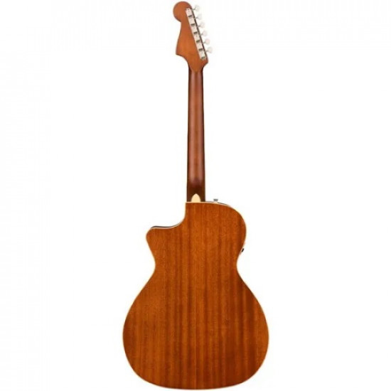Fender Newporter California Player Series Natural Acoustic Electric Guitar