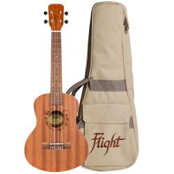 Flight NUT310 Tenor Ukulele with Bag