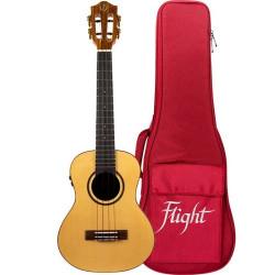 Flight SOPHIATESW Sophia Soundwave TE Tenor Electro-Acoustic Ukulele