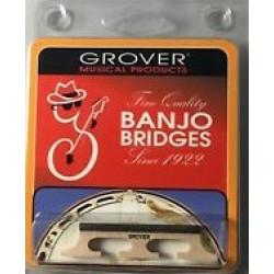 Grover 4 string Banjo Bridge
