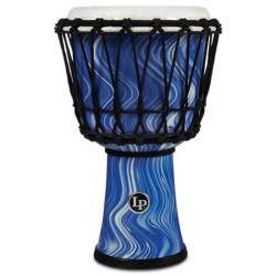 """LP 7"""" Rope Djembe Blue Marble"""
