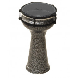Mano Percussion MP978B Tunable Aluminium Darbuka
