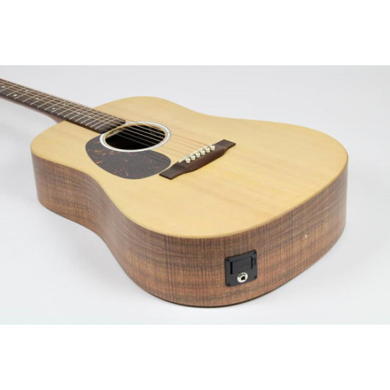 Martin D-X2EL RW Left Handed Rosewood Dreadnought Acoustic Guitar