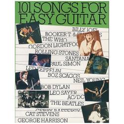 101 SONGS AM29075 EASY GUITAR BOOK 4