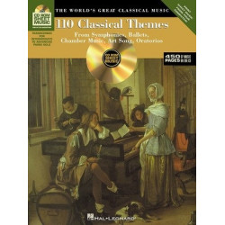 110 Classical Themes CD Rom