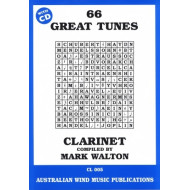 66 Great Tunes for Clarinet compiled by Mark Walton