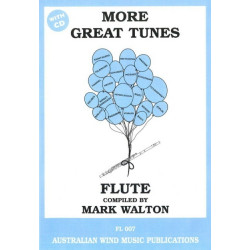 66 More Great Tunes FL007 Flute BCD