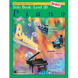 ABPL Solo Book Level 1B Book Only