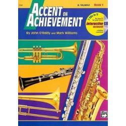 Accent On Achievement Bk1 Bb Trumpet BCD