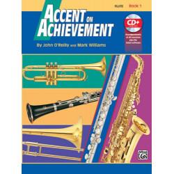 Accent On Achievement Bk1 Flute