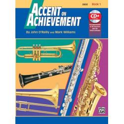 Accent On Achievement Bk1 Oboe BCD