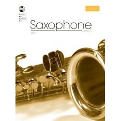AMEB Alto Saxophone Series 2 Grade 2 Examination Book