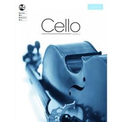 AMEB Cello Series 2 Grade 4 Book