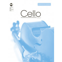 AMEB Cello Series 2 Grade 1 Book