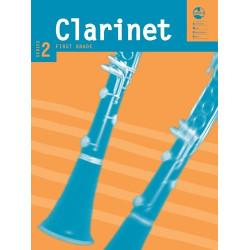 AMEB Clarinet Series 2 Grade 1 Examination Book