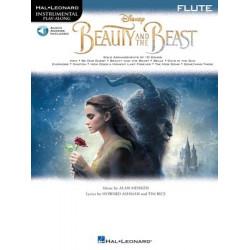 Beauty and the Beast Flute Bk/OLA