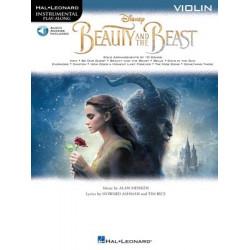 Beauty and the Beast Violin Bk/OLA