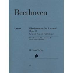 Beethoven Piano Sonata No. 8 C minor Op. 13 [Grand Sonata Pathetique]