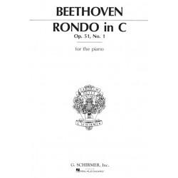 Beethoven Rondo In C Op 51 No 1