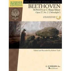 Beethoven Sonata in C Sharp Minor Op27, No2 (Moonlight)