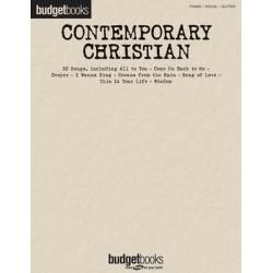 Contemporary Christian Budget Books PVG