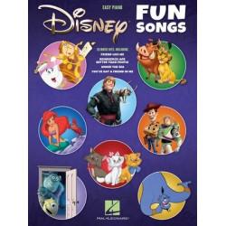 Disney Fun Songs for Easy Piano