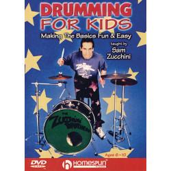 Drumming for Kids DVD