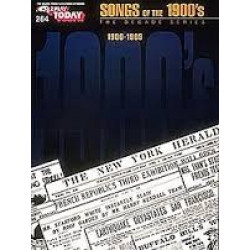 EZPlay 264 Songs of the 1900's