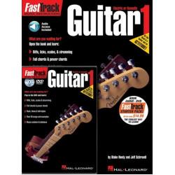 Fast Track Guitar 1 Book DVD