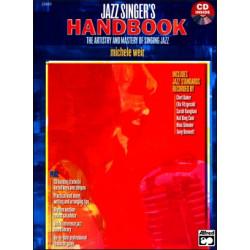 Jazz Singers Handbook Book and CD