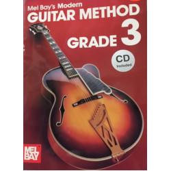 Mel Bay's Modern Guitar Method Grade 3 Includes CD