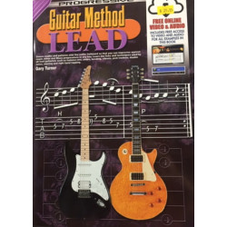 Progressive Guitar Method Lead Includes Free Online Video & Audio Access