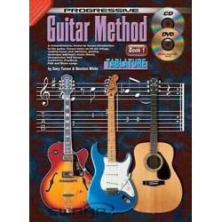 Progressive Guitar Method Book 1 Tablature