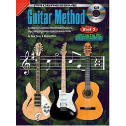 Progressive Guitar Method Book 2 Intermediate
