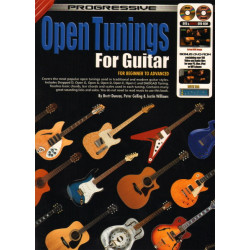 Progressive Open Tunings for Guitar