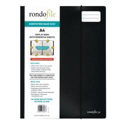 Rondofile 30 A4 Sheet Music Display Holder