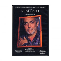American Drummers Achievement Awards Honouring Steve Gadd (DVD)