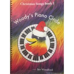 Woody's Christmas Songs Book 1