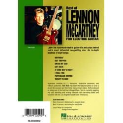Best of Lennon & McCartney for Electric Guitar DVD