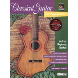 Classical Guitar for Beginners with enhanced CD