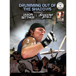 DRUMMING OUT OF THE SHADOWS (CD INCLUDED)